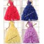 Vestido De 15 Años Color Coral En Stock!!