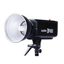Flash P/ Estúdio Fotográfico Godox Top Dp400w Rf-110v