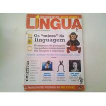 Revista Língua Portuguesa Nº 59 Os Micos Da Linguagem