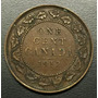 Can040 Moneda Canada 1 Cent 1912 F Ayff