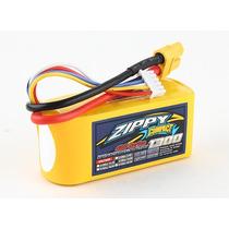Bateria Lipoly 4s 1300 40c Zippy Compact Mini250 Race