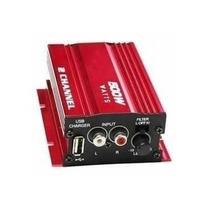 Mini Modulo Amplificador Kinter M-150 500w Menor Preço Ml