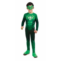 Traje De Green Lantern Child