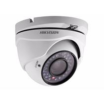 Camara Hikvision Ds-2ce55a2n-irm Domo 700 Tvl Ir Ip66 Metal