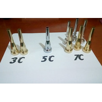 Bocal - Megatone - Tipo Vicent Bach 3c/5c/7c Dourado