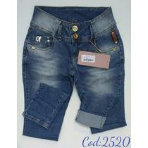 Calça Jeans Oppnus Feminina Cigarrete Skinny Cristiane 2520