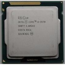 Processador Intel Core I5 3570 - 3,40ghz - Linha 1155