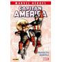 El Proyecto Marvels Capitan America Tapa Dura 200p Panini