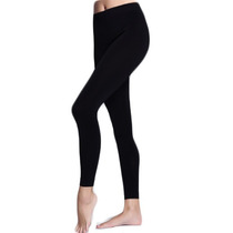 Leggins Termicos Media Pantalon Forro En Fleece Invierno