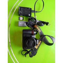 Nikon D90 Com Lente 50mm 1.8