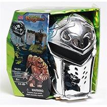 Juguete Mega Bloks De Plata De Los Dragones De Plasma Darkw