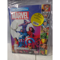 Enciclopedia Marvel Vol.2 Avengers Vol.1 Y Iron Man Vol.1