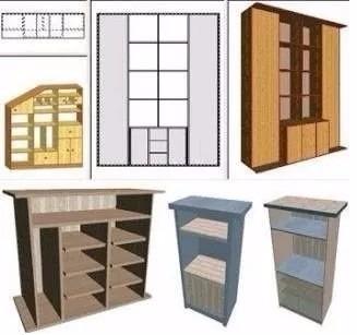 Crear Cocina Closet Dise Ar Muebles 3d Programa