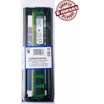 Memória Kingston Ddr2 2gb 667mhz Pc2-5300 Lacrado No Blister