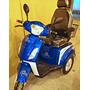 Triciclo Scooter Cadeira Elétrico Carrinho Deficiente 1000w