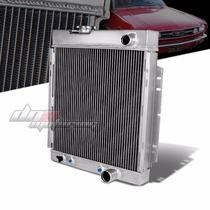 Radiador Aluminio Mt 3 Filas Mustang / Shelby V8 64-66