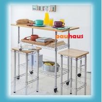 Desayunador - Mesa Auxiliar - De Arrime - Isla - Recibidor