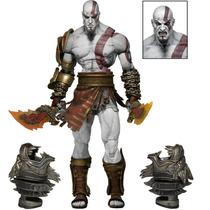 God Of War 3 Ultimate Kratos - Action Figure