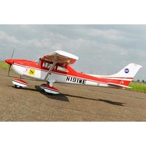 Cessna Skylane 182 46-55 - Arf (elétrico E Combustão)