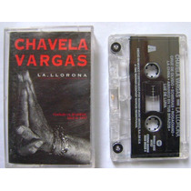 Chavela Vargas / La Llorona 1 Cassette