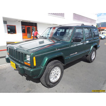 Jeep Cherokee Classic At 4000cc