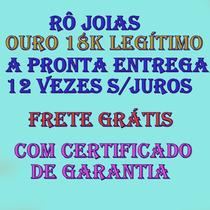 2666 Corrente 45 Cm De Ouro 18k 750