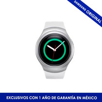 Samsung Galaxy Gear S2 Reloj Color Blanco
