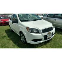 Chevrolet Aveo Std 2014 Facilidades Somos Agencia