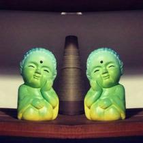 Budas Bebes En Degrade De Yeso, Muchos Diseños Y Colores