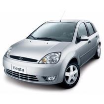Engate Reboque Fiesta Hatch 2002 2003 Até 2009 Tração 500kg