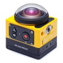 Kodak Pixpro 360º Action Cam Extreme + Estuche + Accesorios