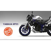 Yamaha Mt 03 Pre Venta