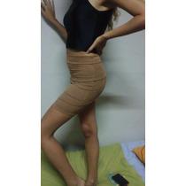 Minifalda De Lycra Primera Calidad