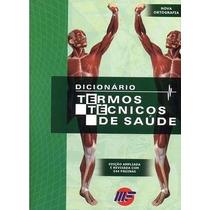 Dicionário De Termos Técnicos De Saúde + Cd-rom