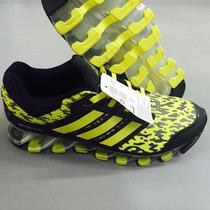 Novo Adidas Springblade 3 Drive Amarelo 100% Original