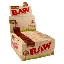 Caja De Papel Arroz Raw Organic King Size Slim