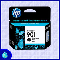 Oferta Cartucho Original Hp 901 Negro Black Cc653al