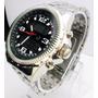 Relógio Tecnet Double Original Com Caixa E Manual*
