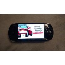 Psp 3001 Destravado Cartão 2 Gb Sony Playstation Jogos Umd