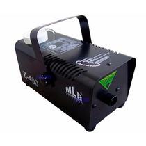 Maquina De Humo Mlb Z400 Watts Control Remoto