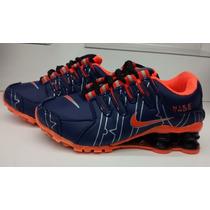 Tênis Nike Shox 4 Molas Infantil Novidade Imperdivel Compre