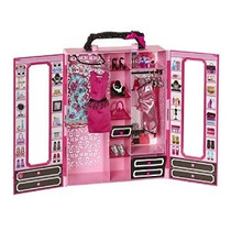 Barbie Closet Y Fashion Set