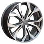 Roda Aro 15 Audi Rs6 4 E 5 Furos - Grafite Diamantada - R35