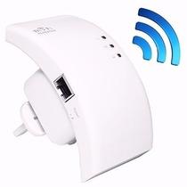 Repetidor E Roteador Wi-fi - Wifi Com 2 Antenas E 300mbps