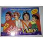 Álbum Del Chavo Del Ocho Y El Chapulin Colorado