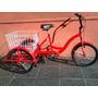 Bicicletas Tricargo Rodado 24