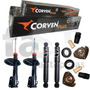 4 Amortecedores Corven Fiat Tipo + Kit Suspensão Completo