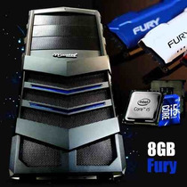 Kit Gamer Micro Intel I5 6400 Asus B150, 8gb Fury, 1tb, Wifi