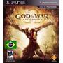 Deus Da Guerra Ascension Português - Jogo Ps3 - Codigo Psn