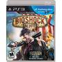 Bioshock Trilogy Ps3 Juego Digital En Manvicio Store!!!